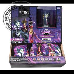 Domez CollectConnectDisplay - Villains