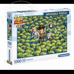 Puzzel 1000 Stuks Impossible - Toy Story