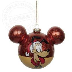 9302 Glass Ears Ball - Pluto