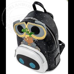 Loungefly Mini Backpack Cosplay - Wall-e & Eve