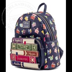 Loungefly Mini Backpack Books - Princess