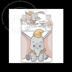 Little One Baby Dekbedovertrek - Dumbo