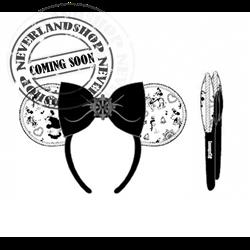 Loungefly Headband Steamboat Willy - Minnie