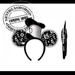 Loungefly Headband Steamboat Willy - Mickey