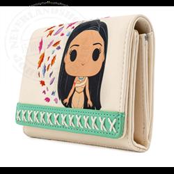 Loungefly Wallet - Pocahontas & Meeko