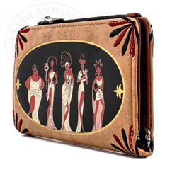Loungefly Flap Wallet Muses - Hercules