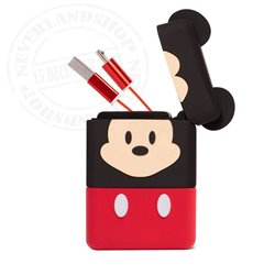 Flip Retractable Cable - Mickey