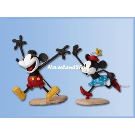 Get A Horse! - Color Edition Set - Mickey  & Minnie