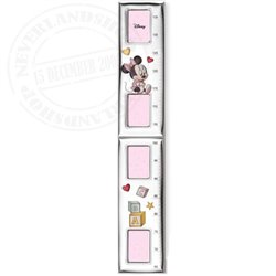 Photo Frame Coloured Meter - Minnie