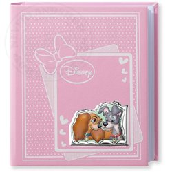 Photo Album Pink - Lady & the Tramp