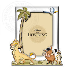 Photo Frame - Simba, Timon & Bumpa