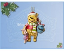 Jim Shore - Dangle Ornament - Pooh