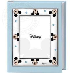 Photo Album with Photo Frame All Around - Mickey