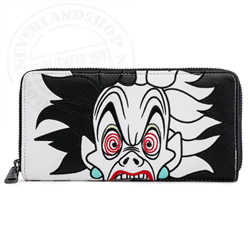 Loungefly Cosplay Wallet - Cruella