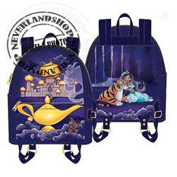 Loungefly Mini Backpack Castle - Aladdin