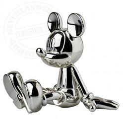 Leblon Delienne Sitting Chromed Silver - Mickey
