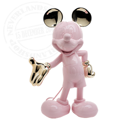 Leblon Delienne Welcome Bicolor Pink - Mickey