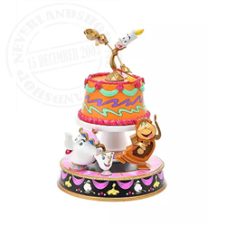 Story Collection Jewelry Box - Beauty and the Beast