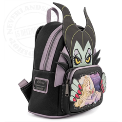 Loungefly Mini Backpack Sleeping Beauty - Maleficent