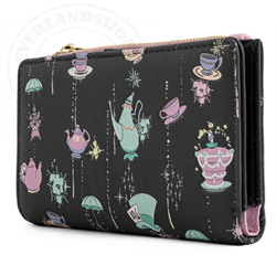 Loungefly Zip Wallet - Mad Hatter & March Hare