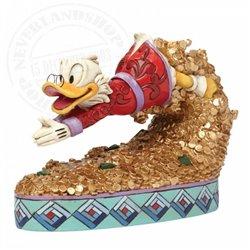 Disney Traditions Treasure Dive - Scrooge