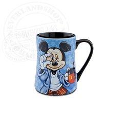 Mok Groot Rough Morning - Mickey