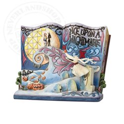 Disney Traditions StoryBook - Once Upon A Nightmare - Nightmare Before Christmas