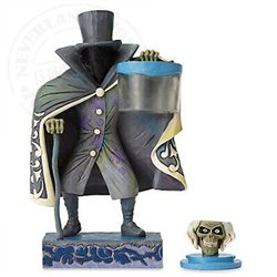 Disney Traditions HatBox Ghost - Haunted Mansion