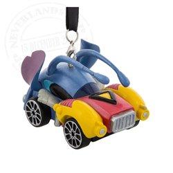 8714 3D Dangle Ornament Racer - Stitch