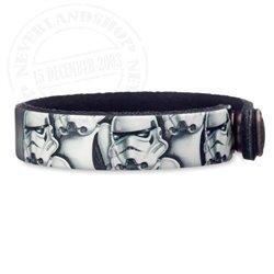 Leren Armband - Stormtrooper