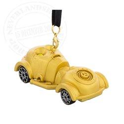 8736 3D Dangle Ornament Racer - C-3PO