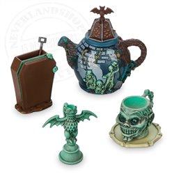 Mini Tea Set - Haunted Mansion