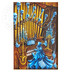 Deluxe Print by Fraser - The Organist