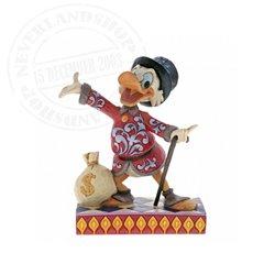 Disney Traditions Treasure Seeking Tycoon - Scrooge