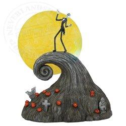 On Spiral Hill - Jack Skellington