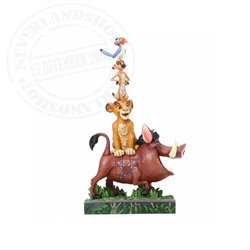 Disney Traditions Balance of Nature - Lion King