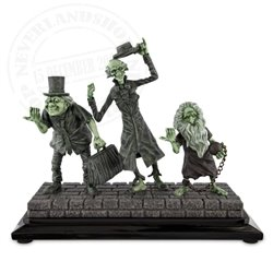 HitchHiking Ghosts Lumination - The Haunted Mansion