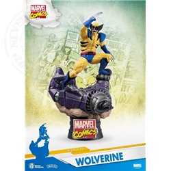 Diorama - D- Stage Wolverine