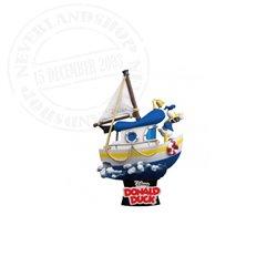 Diorama Boat - Donald