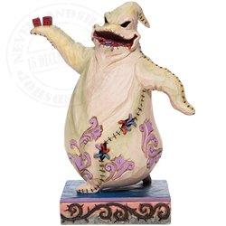 Disney Traditions Gambling Ghoul - Oogie Boogie