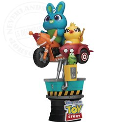 Diorama Coin Ride - Toy Story