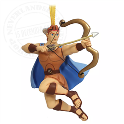 9196 Sketchbook Ornament - Hercules