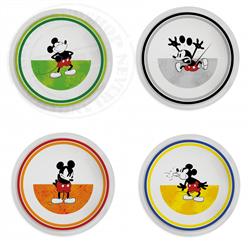 MICKEY I am Pizza Plate - Mickey