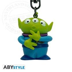 3D Keychain - Alien