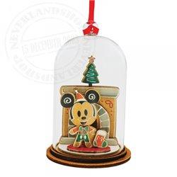 Santa, Please  Call Here - Mickey