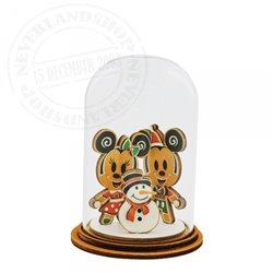 Making Friends - Mickey & Minnie