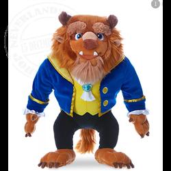 DisneyStore Plush - Beast