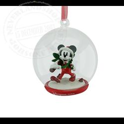 9408 Dome Ornament Tree - Mickey