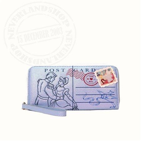 DNicole Wrist Wallet Love Letters - Cinderella & Prince