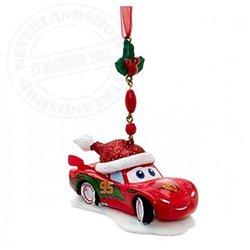 9244 3D Ornament - McQueen